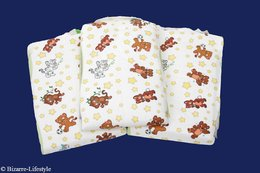 Crinklz diapers test package large 3 piece