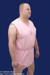 Body without sleeves with options and different textile variations