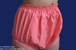 Baggy protective panty PVC with tight edgings