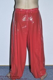 Long sauna trousers