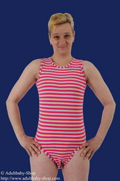 Fix diaper body pink striped