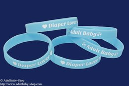 Adult Baby bracelet silicone