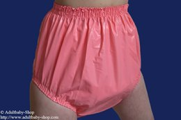 Straddle diaper pants PVC