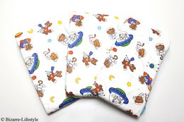Crinklz Astronaut diapers test package large 3 piece