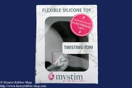 Twisting Tom e-stim prostate stimulator