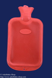 Rubber hot water bottle 2 liters