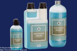 Latex cleaners, Wonderwash concentrate